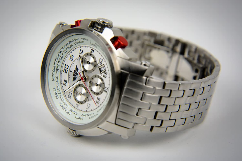 Fliegeruhr FS65 Chronograph