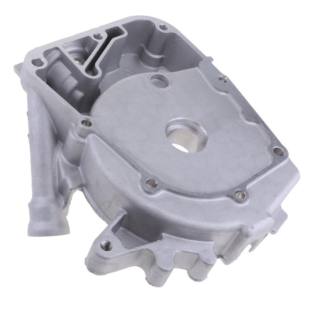 Plata 125 150cc kesoto Carter Engine Carter Replacing Iron Silver Accesorio para Motocicleta