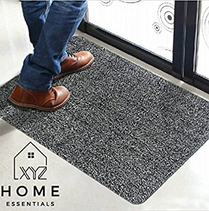 Superieur XYZ Home Essentials Door Mat Indoor Small Doormat Absorbent Non Slip  Welcome Door Mat Garage Door