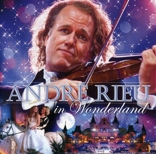 CD : Andre Rieu - In Wonderland (Asia - Import, 2 Disc)