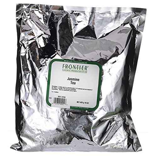 453 grams Jasmine Tea 16 Ounce Pkg Frontier Natural Products Co-Op