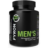 FYRON MENs + Vegano + 100 cápsulas