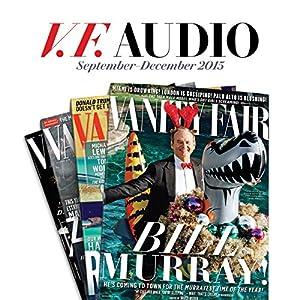 Vanity Fair: September-December 2015 Issue Periodical