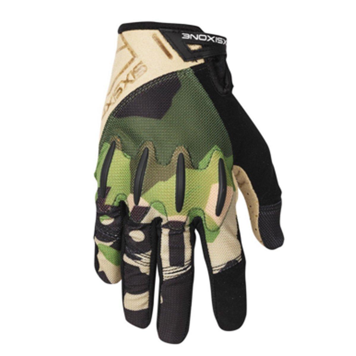 SixSixOne Handschuhe Evo II Oliv Gr. XXL