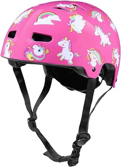 Anharluka Toddler Kids Bike Helmet