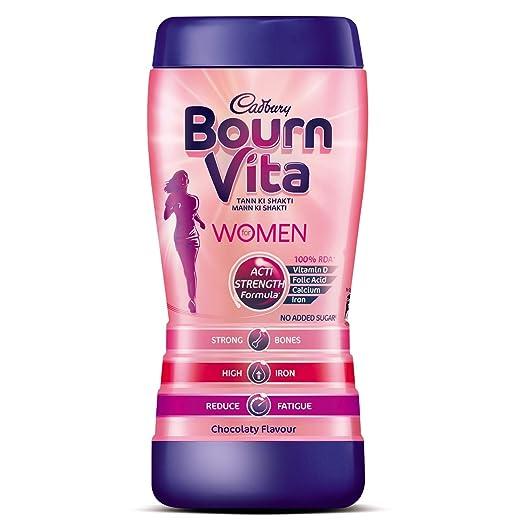 Cadbury Bournvita Health Drink for Women, 400 g