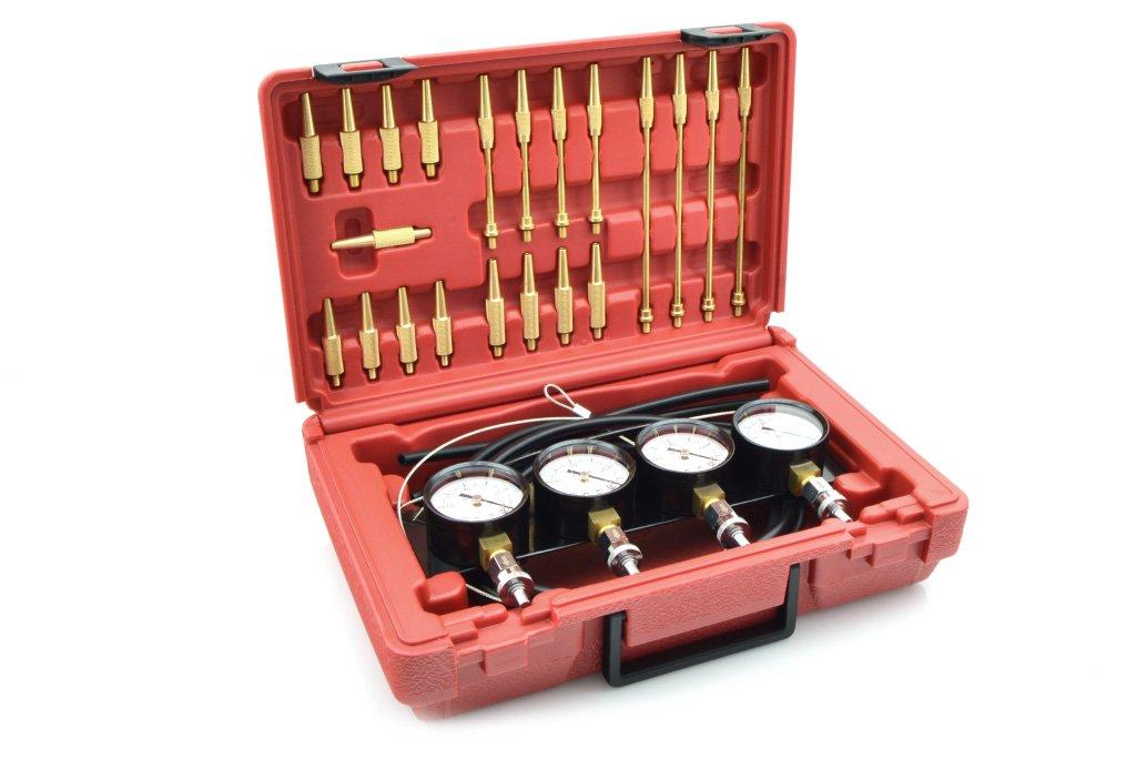 BUZZETTI - 19439 : Kit Completo Sincronizador/Calibrador De Carburador (Aspirador)