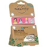 PARA'KITO Refillable Mosquito Wristband - Kids Edition