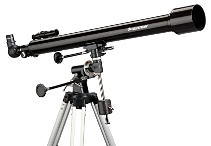 Celestron powerseeker eq refraktor teleskop amazon