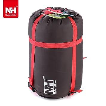 Raitron NH - Saco de Dormir Ligero de compresión para Acampada al Aire Libre, Bolsa de Almacenamiento: Amazon.es: Deportes y aire libre