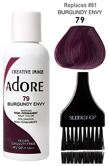 ADORE Creative Image Shining SEMI-PERMANENT Hair Color