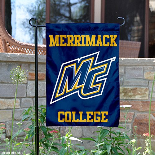 Merrimack College Garden Flag