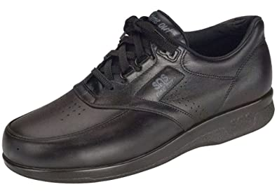 2bfc99f55d Amazon.com | SAS Time Out Men's Shoes, Black, 9.5 (W) Wide | Walking