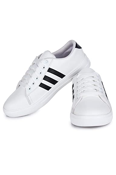 5e849c0ae78 DIOS Women Sneaker Shoes Color- White (Article-3)