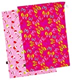 "Kushies""On The Go"" 2-Pack Wet Bag, Large, Girl Prints"