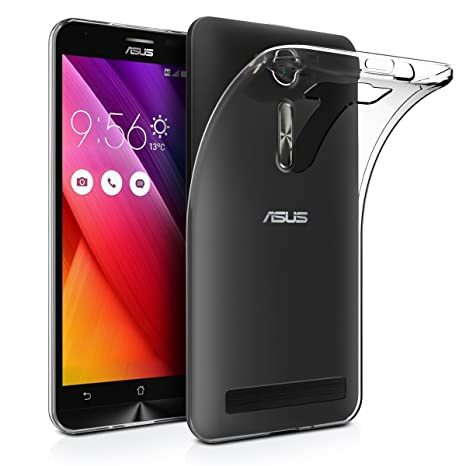 Coque ASUS ZenFone 2 Laser ZE550KL AICEK Etui Silicone Gel Housse