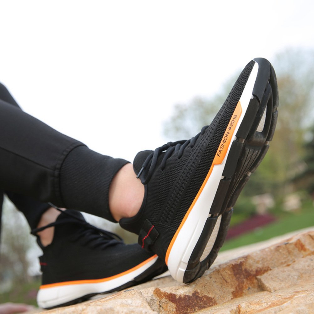 RSHENG Flying Flying Flying Knit Mesh-Schuhe Lässige Sportschuhe Student Laufschuhe a1485b