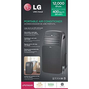 lg 12000 btu portable air conditioner. lg lp1200dxr 12,000 btu portable air conditioner lg 12000 btu i