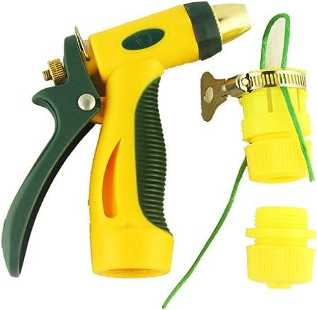 Pistola de agua de jardín Pistola de agua Suministros de jardín Limpiador de alta presión for