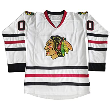 Clark Griswold  00 Christmas Vacation Movie Hockey Jersey Stitched Men Ice Hockey  Jersey (White 04ee2f01fc44