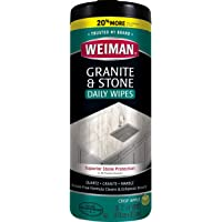 Weiman Granite Wipes, 30ct