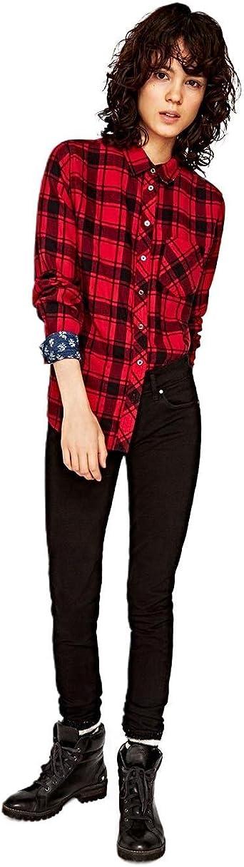 Pepe Jeans Blusa para Mujer: Amazon.es: Ropa y accesorios