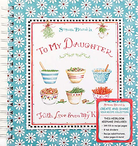 Recipe Keepsake Book - To My Daughter: With Love from My Kitchen ()