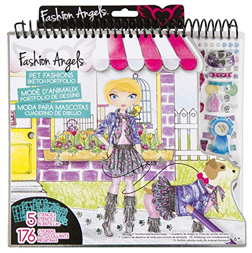30 awesome presents for tween girls for 2018 epic gift ideas for Fashion angels interior design sketch portfolio