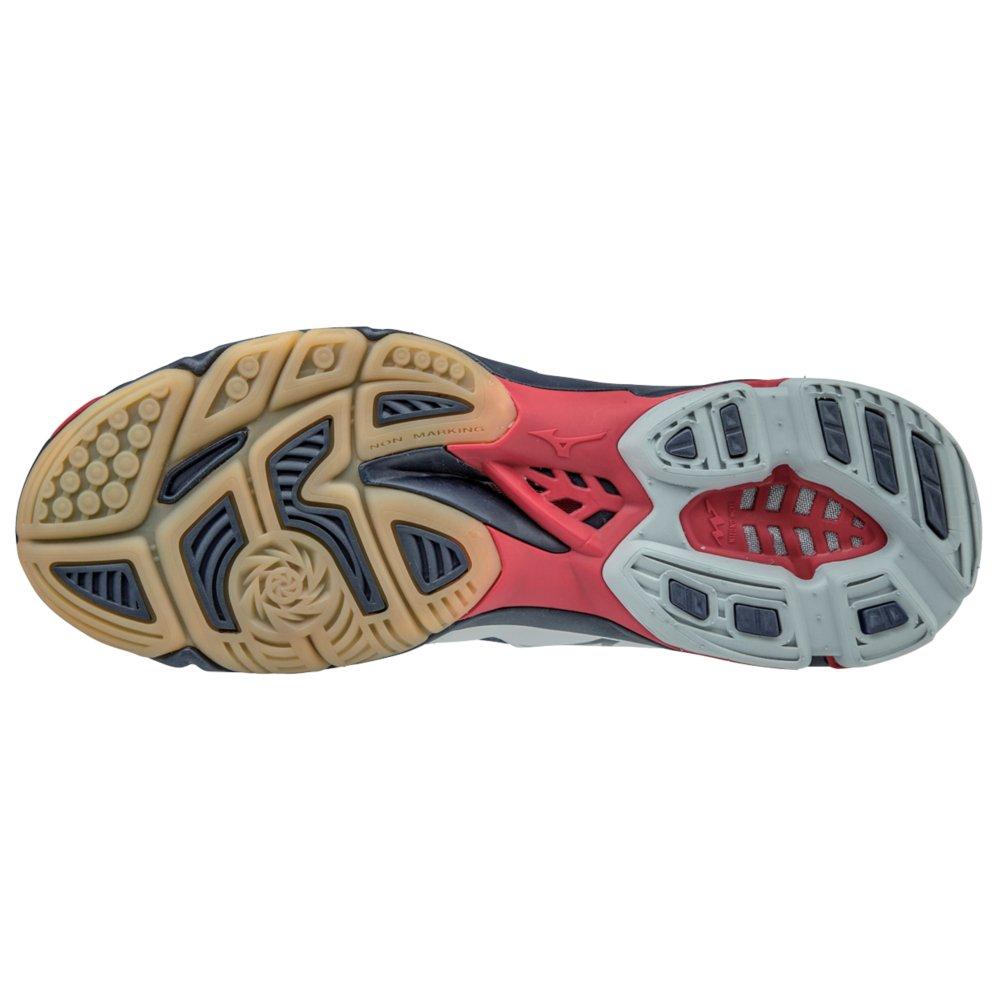 Mizuno Rayo De Ondas Z3 Zapatos De Voleibol Femenino - Estrellas Y Rayas vJvKHT