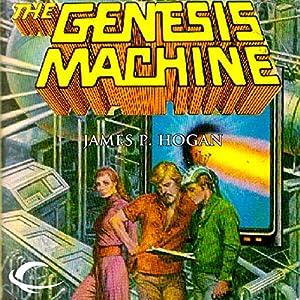 The Genesis Machine Audiobook