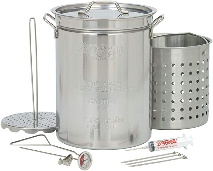 Top 10 Steel Deep Fryer Pot