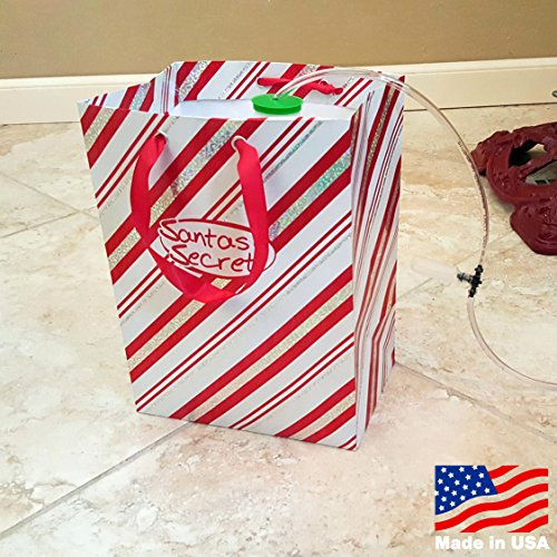 Santas Secret New 2016 Gift - Automatic Christmas Tree Waterer (Candy Cane) BEST SELLING
