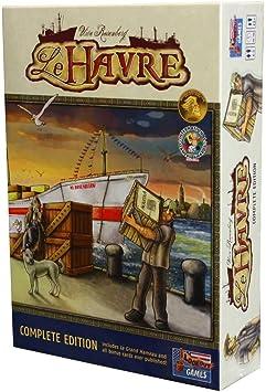 Mayfair Games Le Havre - English: Amazon.es: Juguetes y juegos