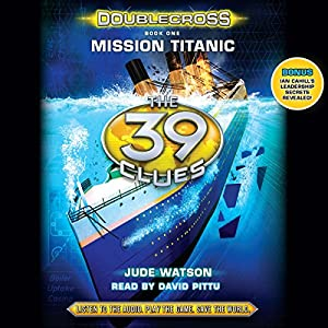 Mission Titanic Audiobook