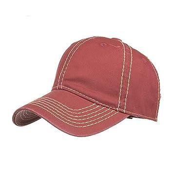 YUANBAOG Gorra de Cola de Caballo para Mujer Gorras de béisbol ...