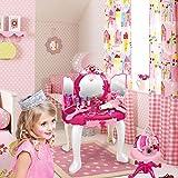 SainSmart Jr. Pretend Princess Girls Vanity Table