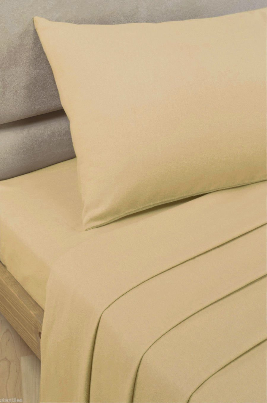 100% Egyptian Cotton Extra Deep Fitted Sheets 16