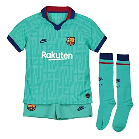 Nike 2019/20 Third Equipación 3ª FC Barcelona 19-20, Niños unisex ...