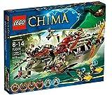 Lego Legends of Chima Cragger's Command Ship
