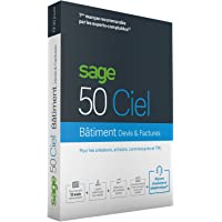 Sage 50 Ciel Bâtiment (Devis-Factures) 30 jours d'assistance