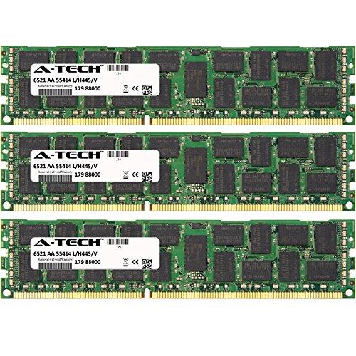 12GB KIT (3 x 4 GB) for Fujitsu-Siemens Primergy Series TX150 S7 (D2759) (ECC Registered). DIMM DDR3 ECC Registered PC3-8500 1066MHz Dual Rank RAM Memory. Genuine A-Tech Brand.