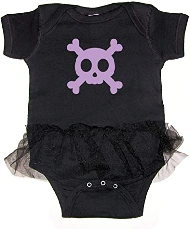 Bodysuits Clothes Onesies Jumpsuits Outfits Black HappyLifea Pirate Skull Baby Pajamas