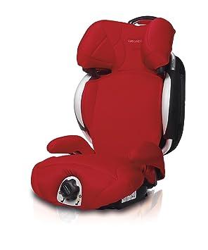 Casualplay Protector, Silla de coche grupo 23, rojo