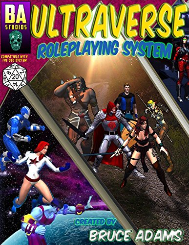 Ultraverse Roleplaying System
