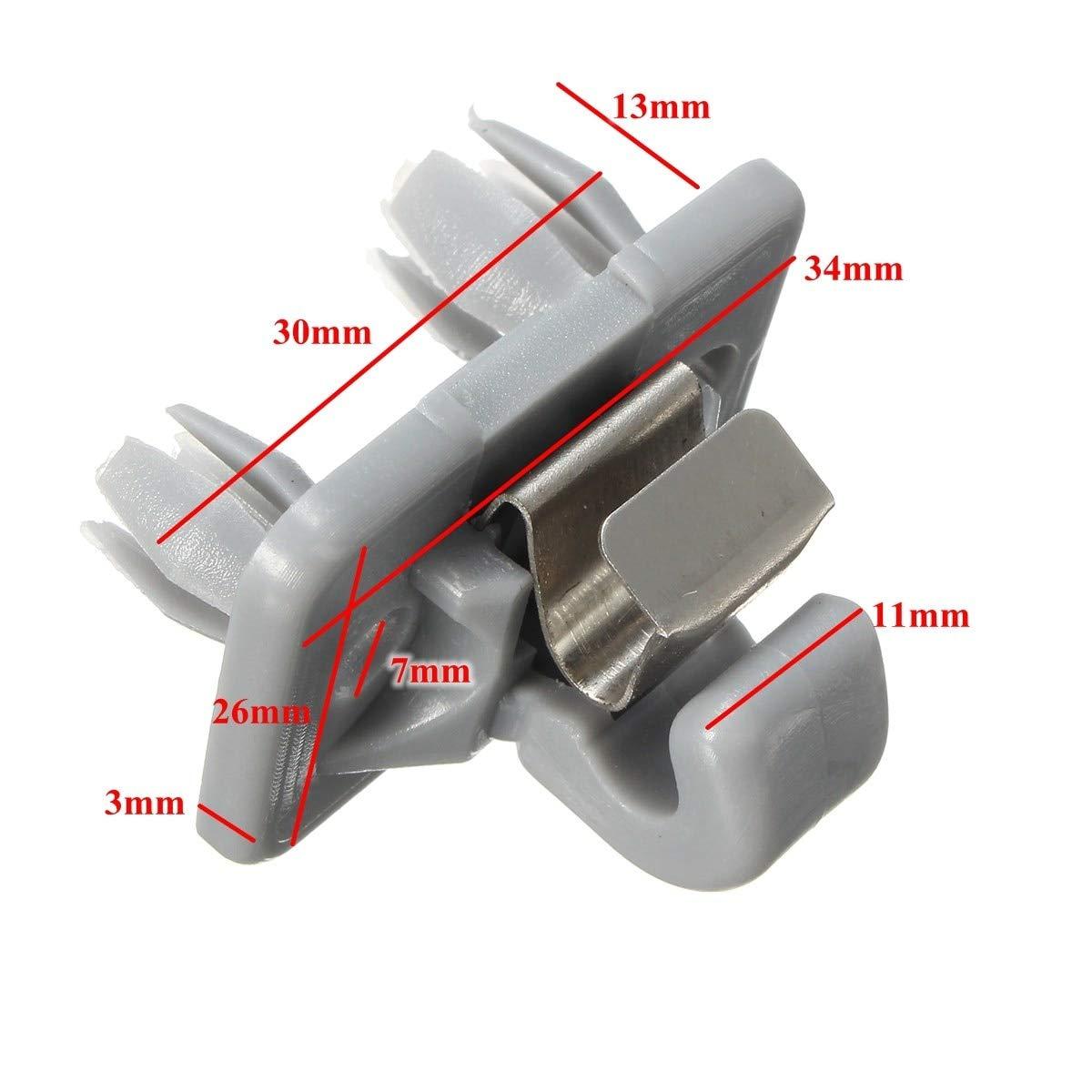 Butzi Chrome Anti Theft Locking Wheel Nut Bolts /& 2 Keys to fit Audi TT Roadster