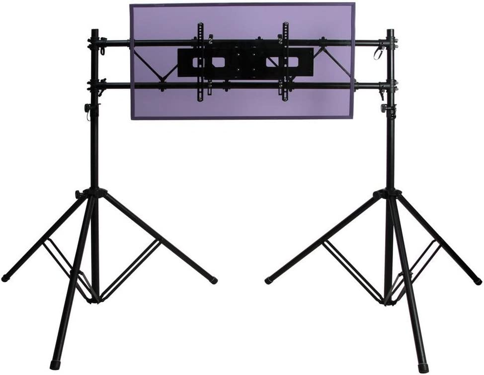 On-Stage FPS7400 LCD Flat Screen Monitor Truss Mount System with Tilt and Pan Controls