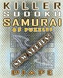 Killer Sudoku Samurai: 65 puzzles (Volume 1)