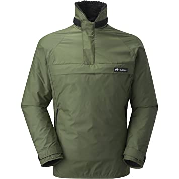 2c99774b5 Buffalo Mens Mountain Shirt-Olive Green-40inch: Amazon.co.uk: Sports ...
