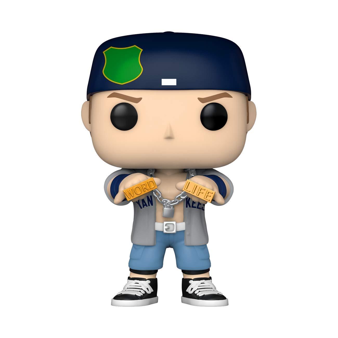 Funko 46848 POP WWE: John Cena-Dr. of Thuganomics Collectible Toy, Multicolour