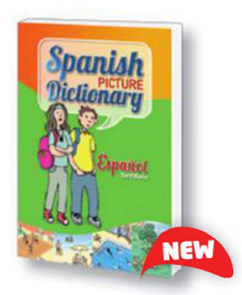 Spanish Picture Dictionary (English and Spanish Edition)